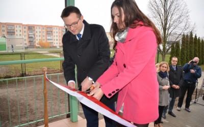 Prezydent Kosiński otworzył rozbudowany żłobek