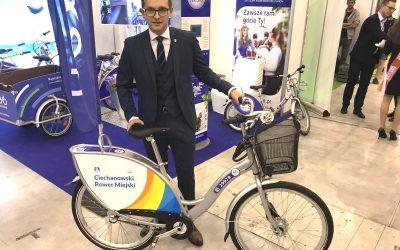 Rower miejski w Ciechanowie już w tym roku: pilotaż od 13 sierpnia