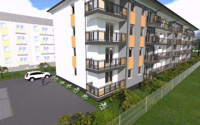 Powstanie kolejny budynek TBS z 36 mieszkaniami