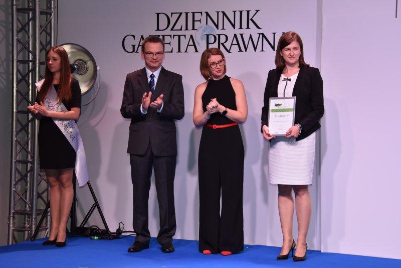 Ciechanów laureatem rankingu oraz zdobywcą nagrody liderskiej