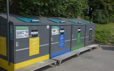 System weryfikacji segregowania odpadów w zabudowie wielorodzinnej: podsumowanie pierwszego miesiąca