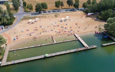 Podsumowanie sezonu na miejskich kąpieliskach