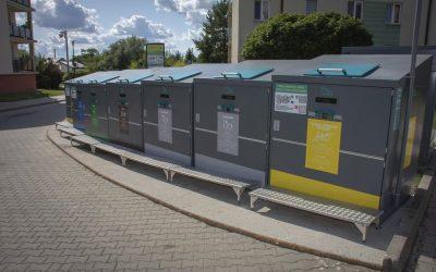 90% gospodarstw domowych objętych pilotażowym systemem segreguje odpady