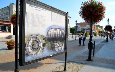 Wieża ciśnień tematem nowej wystawy na ul. Warszawskiej