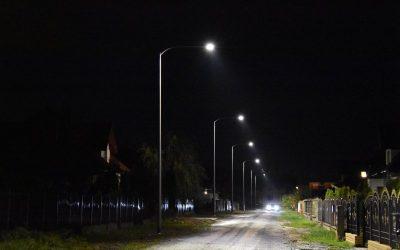 Powstało oświetlenie przy ul. św. Stanisława Kostki
