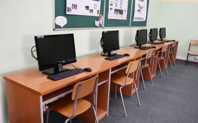 Modernizacje pracowni informatycznych w Szkołach Podstawowych
