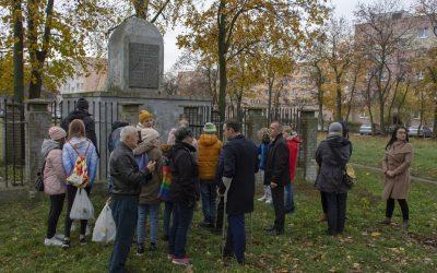 77. rocznica likwidacji getta w Ciechanowie
