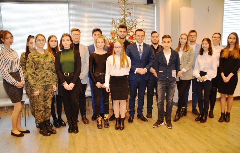 Pierwsza sesja Młodzieżowej Rady Miasta V kadencji