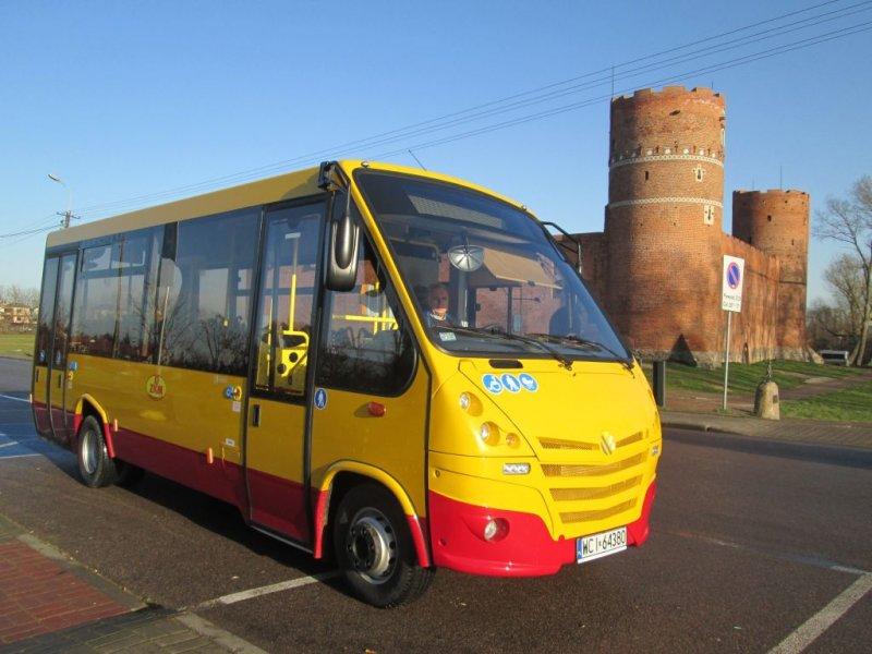 ZKM powiększa flotę autobusów miejskich