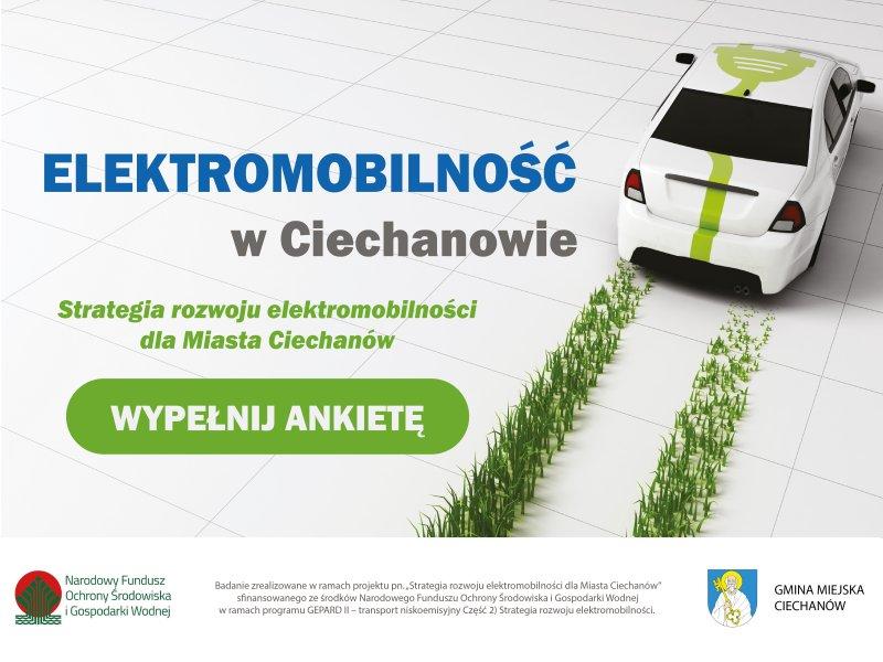 Analiza elektromobilności w mieście