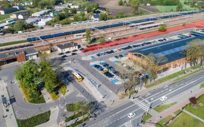 Rozbudowa parkingu przy dworcu kolejowym