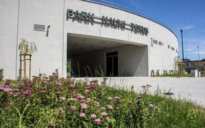 Park Nauki Torus ponownie otwarty