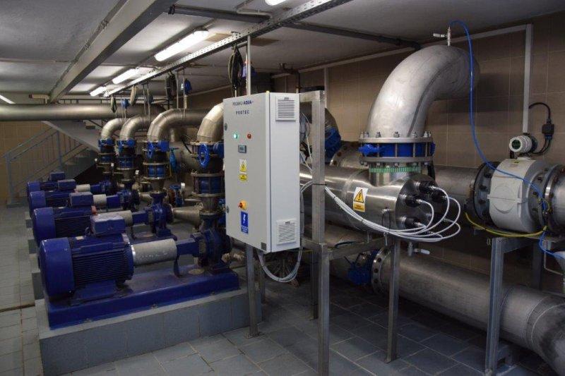 Kolejna inwestycja w jakość wody w Ciechanowie