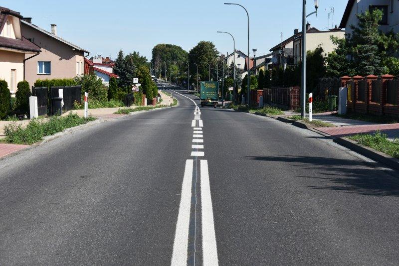 Zakończyła się modernizacja ulicy Gruduskiej