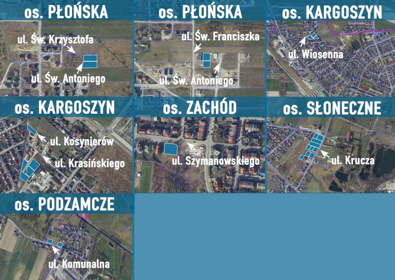 Wybuduj się w Ciechanowie – 25 miejskich działek na sprzedaż