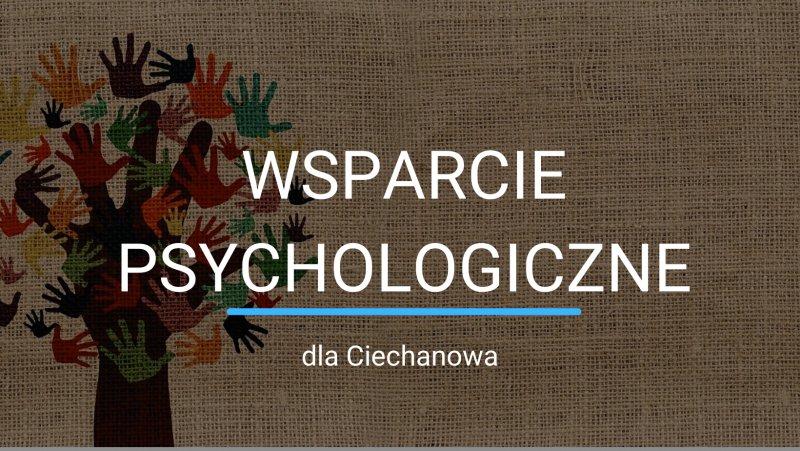 Bezpłatne warsztaty z psychologiem