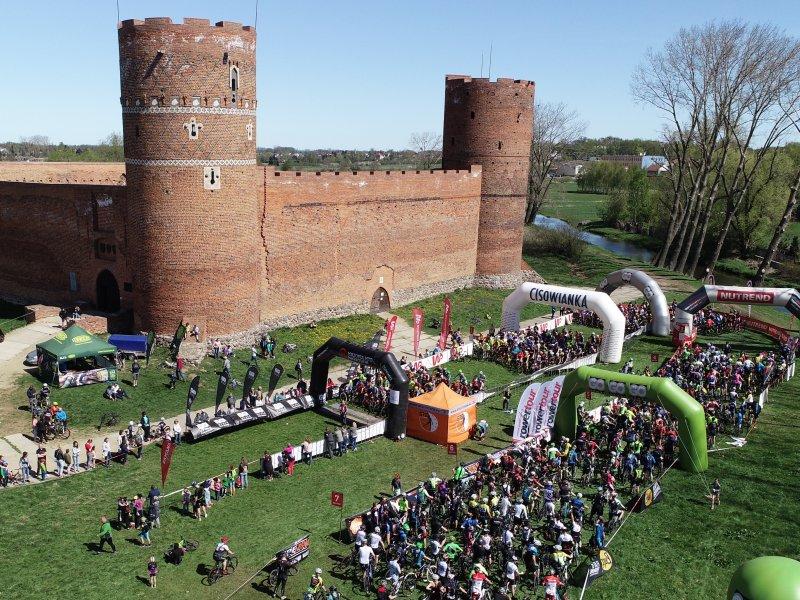 Rowerowy weekend w Ciechanowie