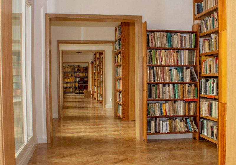 Czytanie bez barier w miejskiej bibliotece