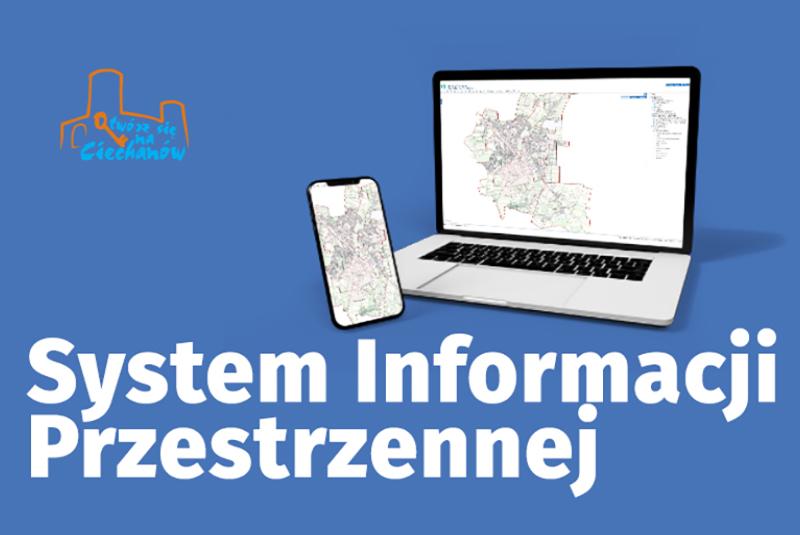 System Informacji Przestrzennej Ciechanowa